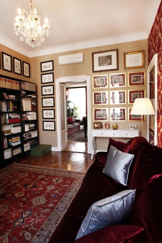 Milano il tuo soggiorno in un appartamento da sogno for Appartamenti da sogno interni
